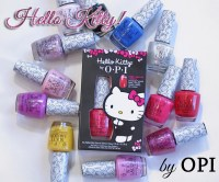 OPI Hello Kitty Collection Swatches & Review : All ...