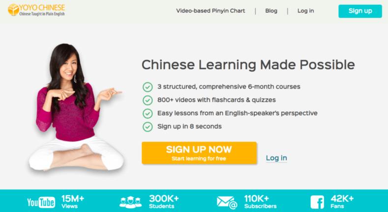 Yoyo Chinese