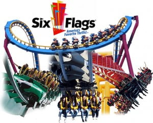 Six Flags Emerges From Bankruptcy