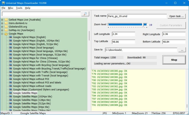 Universal Maps Downloader v8 0 - Serial Key