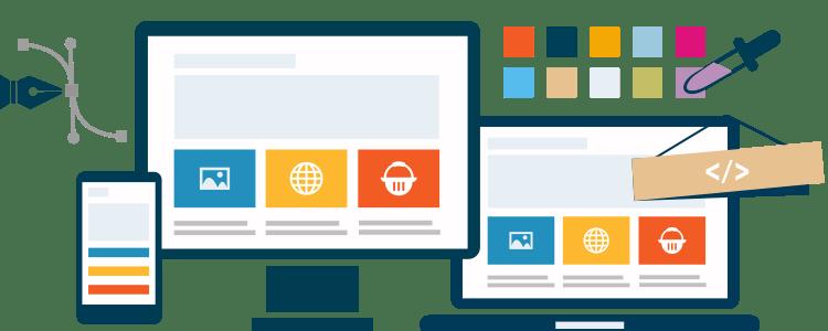 Servicii web design A-Z