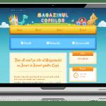 Proiect magazin online Magazinul Copiilor