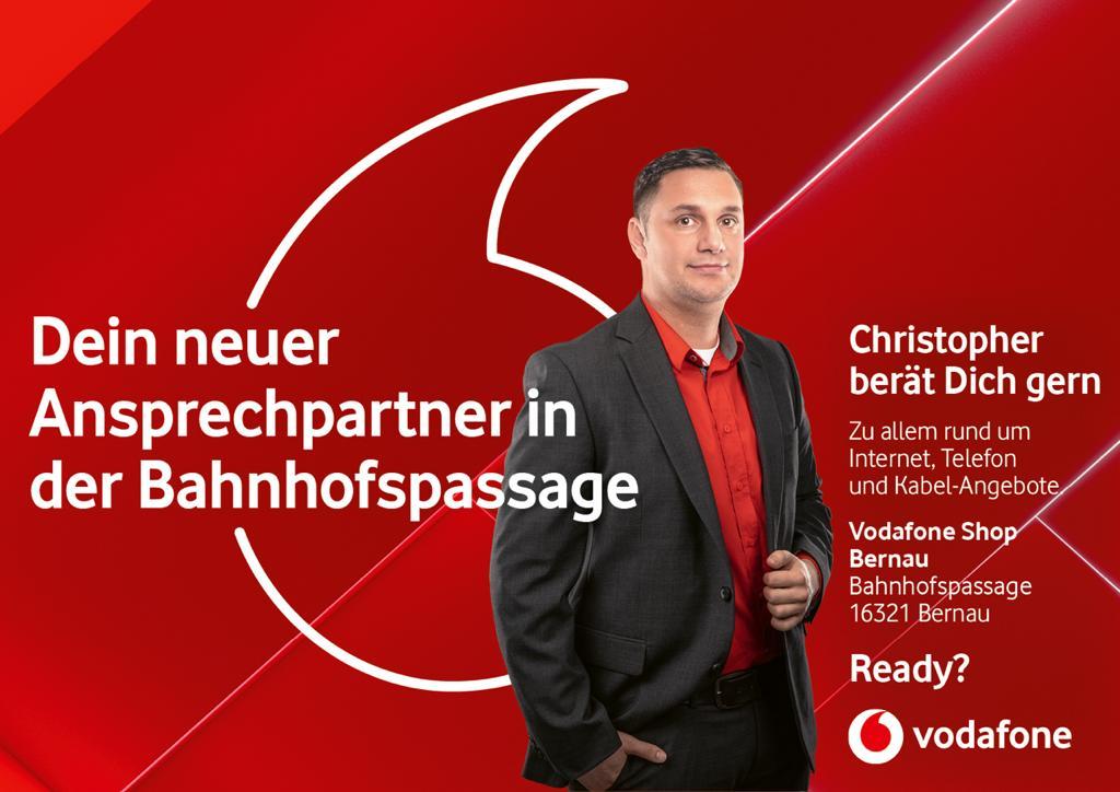 Vodafone Bernau Eberswalde Fotograf Allmie Bernau bei Berlin