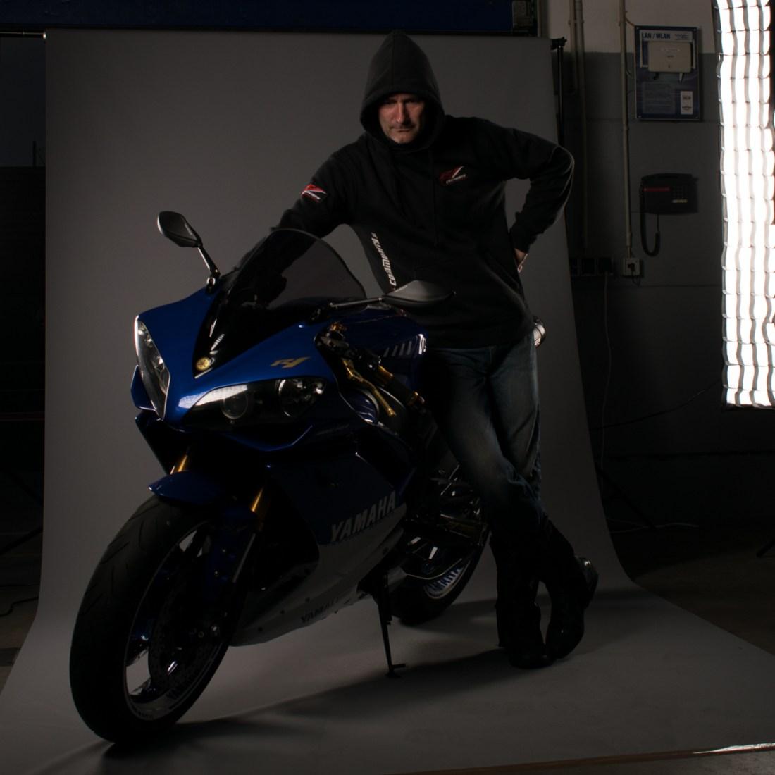 Motorrad Composing Rennstrecke Oschersleben Allmie