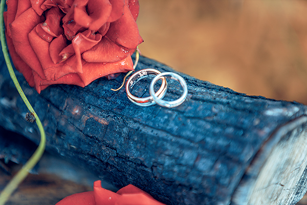 Hochzeitsringe Allmie Fotograf aus Bernau