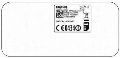 Nokia C6 esiste! e presto sarà messo in commercio