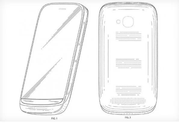 Nokia brevetto Nokia Arrow : Le foto del nuovo cellulare Nokia
