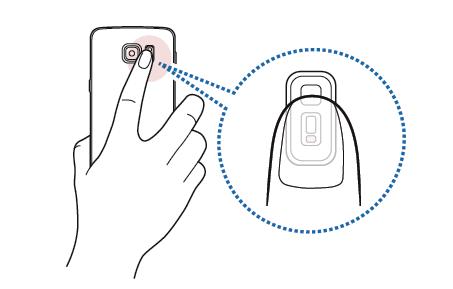 Galaxy S6 Galaxy S6 Edge fare autoscatto autoritratti