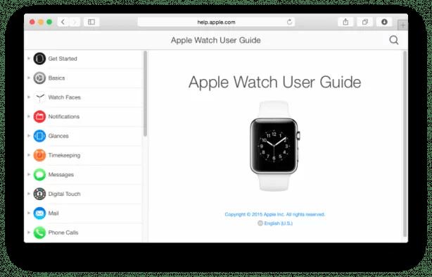 Manuale italiano Apple Watch Istruzioni e suggerimenti