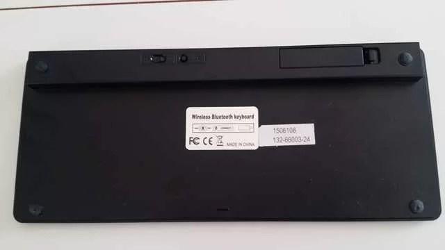 Tastiera Wireless Ultra Sottile Mini Bluetooth 30 Apple iPad