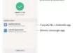 Galaxy S5 le icone sulla barra delle notifiche che cosa