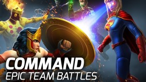 DC Legends: Battle for Justice Mod 1.23.2 Apk [Unlimited Money] 1