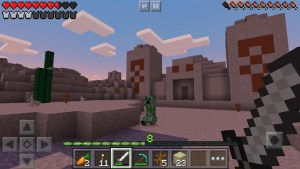 Minecraft: Pocket Edition Mod 1.11.0.7 Apk [Immortality/Unlocked All] 1