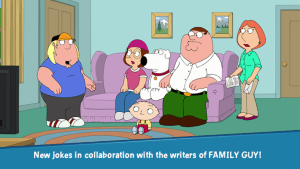 Family Guy The Quest for Stuff Mod 1.84.0 Apk [Free Shopping] 1