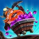 Tiny Miners – Idle Clicker Latest 2.3.0 Mod Hack Apk [Unlimited Money]