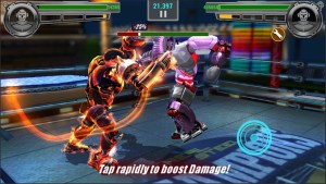 Real Steel Boxing Champions Mod 2.1.129 Apk [Unlimited Money] 1