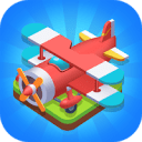 Merge Plane – Click & Idle Tycoon Mod 1.13.0 Apk [Unlimited Money]