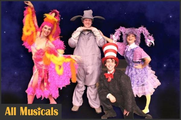 Seussical Photos  Broadway musical