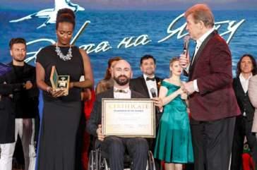 Federico Martello vince il Road To Yalta Festival in Russia