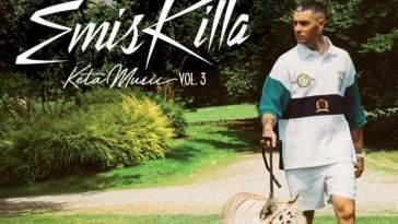 """A 12 anni di distanza dal debutto Emis Killa lancia """"Keta Music Vol. 3"""""""