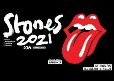 I Maneskin special guest al concerto dei Rolling Stones a Las Vegas