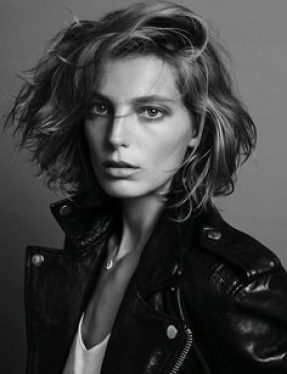 model short hair