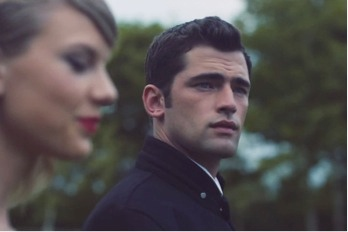 Sean o'pry blank space taylor swift