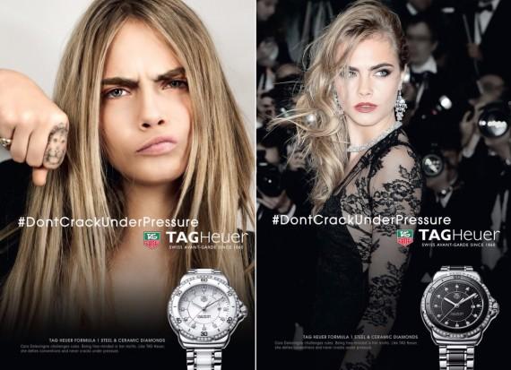 model brand ambassador