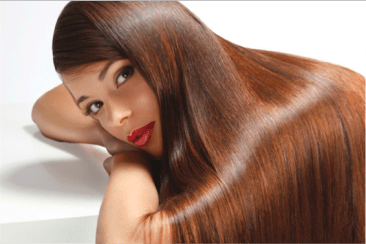 how to get model hair