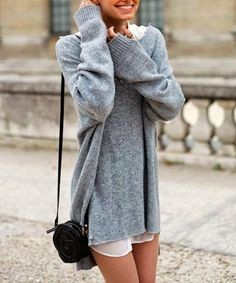 over sized jumper