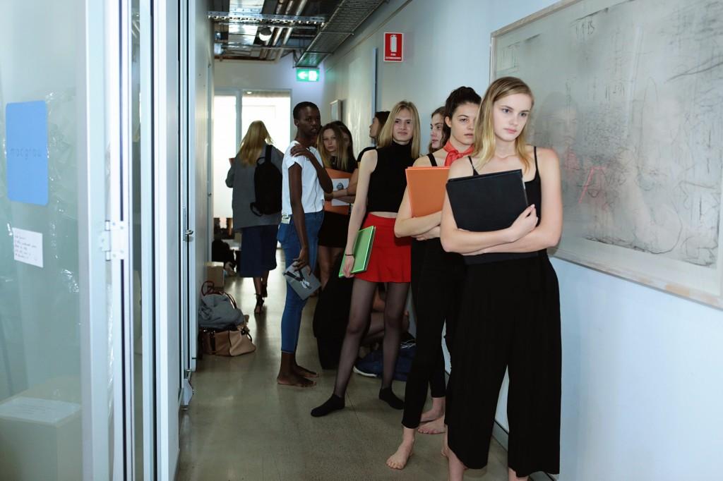 macgraw MBFWA 2017, macgraw casting, fashion casting, model casting calll, MBFWA casting