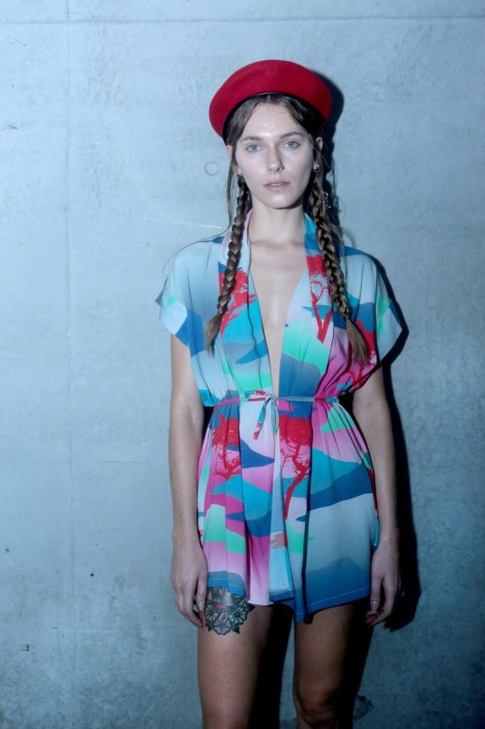 Double Rainbouu, bts mbfwa, mbfw, mbfwa17, fashion week, all my friends are models
