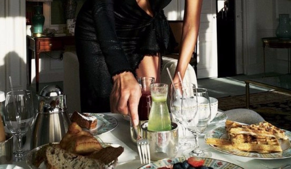 staying healthy while dining out