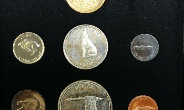 Canada BU 1967 1c-$20 7-coin Centennial Silver Set w/ $20 Gold