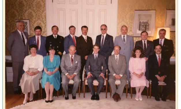 Prince Edward visit to Newfoundland 1988