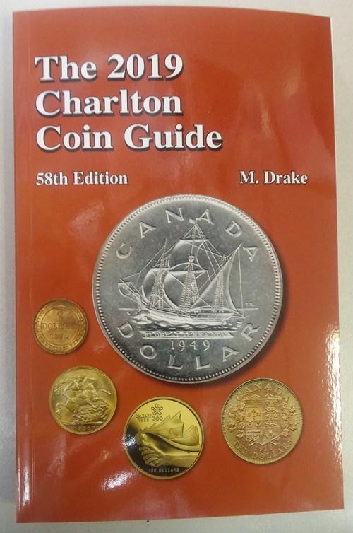 2019 Charlton Coin Guide