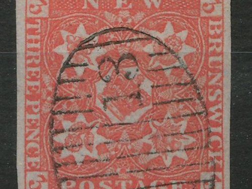 New Brunswick #1 F/VF Used