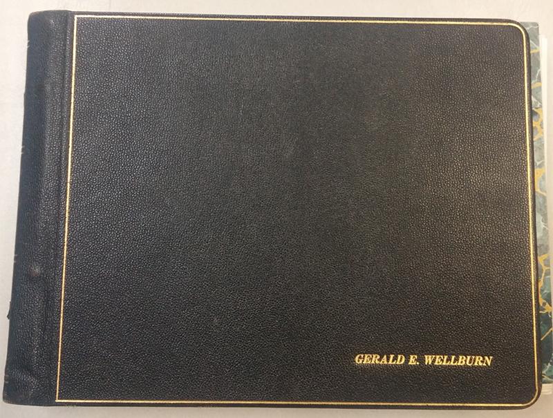 Binding of Wellburn album
