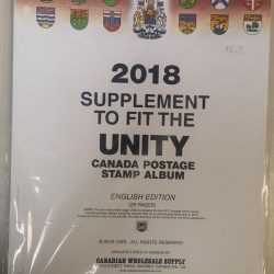 Unity 2018 supplement