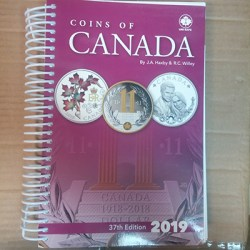 Coins of Canada 2019