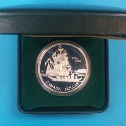 Juan Perez Silver Dollar