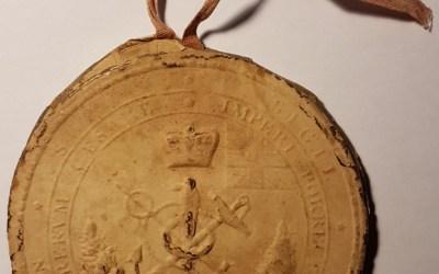 Upper Canada George III 4.5″ Seal