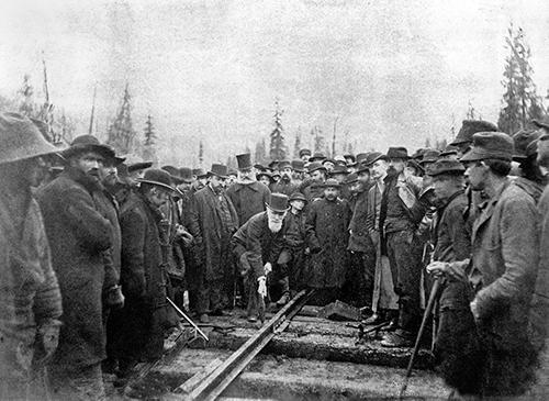 Marcus Smith, early railway-engineer of Canada