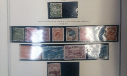 New Zealand 1874/1985 Mint & Used in Scott album US$800. (700)