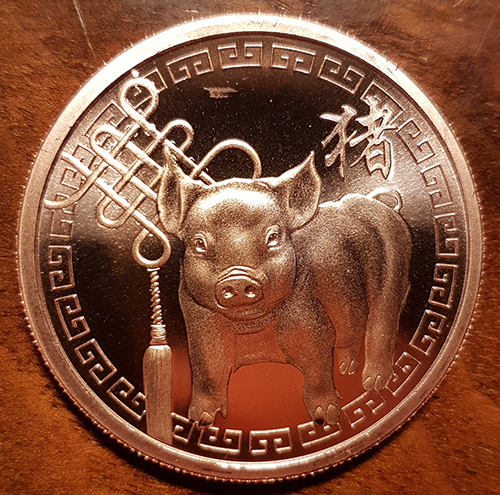Year of the Pig, Vancouver Canucks 2019
