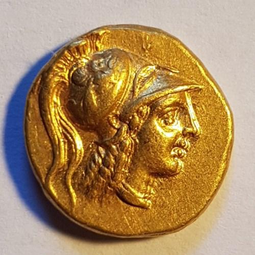 Obverse Athena