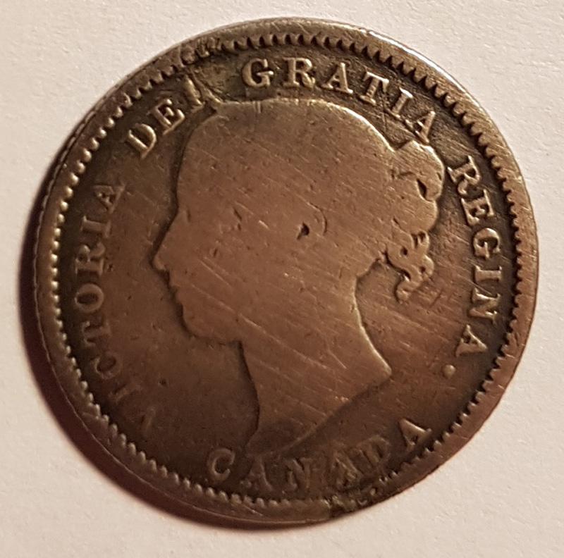 Obverse Queen Victoria