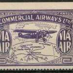 Canada #CL49a VFNH 1930 10c Broken C Variety