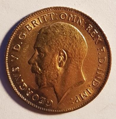 Obverse George V