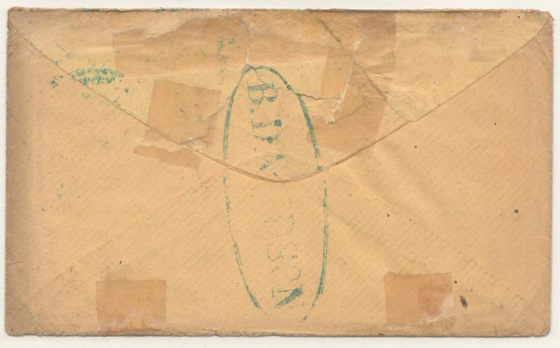 back of envelope